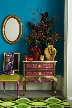 Bringen Sie die Kunst nach Hause durch tolle Wandgestaltung