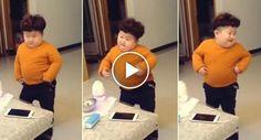 """Criança Apelidada de """"Mini Kim Jong-un"""" Faz Hilariante Coreografia e Está a Contagiar a Internet http://www.funco.biz/crianca-apelidada-mini-kim-jong-un-hilariante-coreografia-esta-contagiar-internet/"""