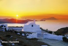 Mylos- Cyclades Greece Via Flickr