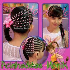 Imagen relacionada - All For Hairstyles Flower Girl Hairstyles, Little Girl Hairstyles, African American Girl Hairstyles, Art Of Beauty, Tips Belleza, Hair Art, Hair Designs, Little Girls, Braids