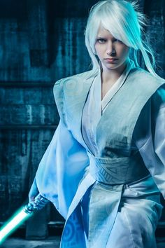 The most beautiful Atris cosplay from Star Wars I have ever seen. - 11 Star Wars Cosplays