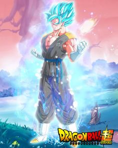 Dragonball Super: Vegetto by ruga-rell on DeviantArt