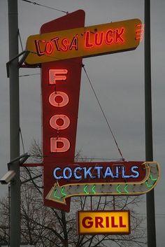 Lotsa Luck Food Portland, Oregon