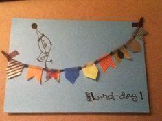Little birthday card.
