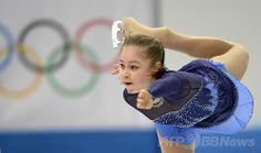 フィギュア団体戦・女子SPで首位のリプニツカヤ、ソチ五輪