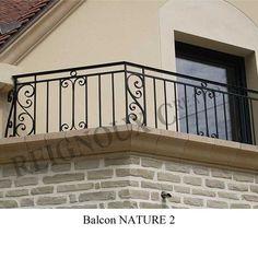 Balcons et Garde-Corps | Reignoux créations