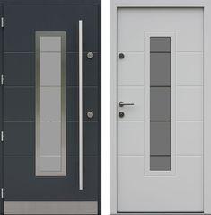 Tall Cabinet Storage, Locker Storage, White Doors, Bathroom Medicine Cabinet, Lockers, Front Doors, House, Furniture, Home Decor