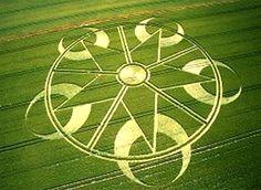 Os Misteriosos Desenhos nas Plantações!