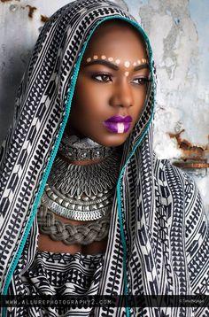 Nubian Godess