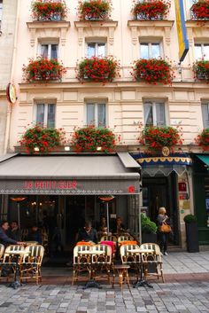 | STROLL THE RUE CLER IN THE 7TH DISTRICT.  Perfectly Paris, this is a go-to spot for shopping and charming restaurants. A great place to pick up fresh fruit, cheese and wine for a picnic at the Eiffel or relaxing in the hotel.