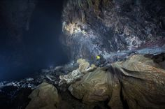 SOO DOONG CAVE The cave contains a wealth of ancient fossils and stalactites.
