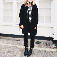 Women who wear black lead colourful lives ✔️ #fashion #fashionista #fashionable #fashionstyle #style #streetstyle #streetfashion #lifestyle #outfitoftheday #ootd #outfit #outfits #lookoftheday #lotd #look #looks #woman #girl #lookbook #love #chic #casual #sexy #instafashion #instastyle #regram #repost #black #chloe #chloegirls