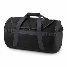 Grand sac de voyage - 68 L -  QD525 - noir - transformable sac à dos