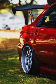 Subaru Impreza STI & Work XD9