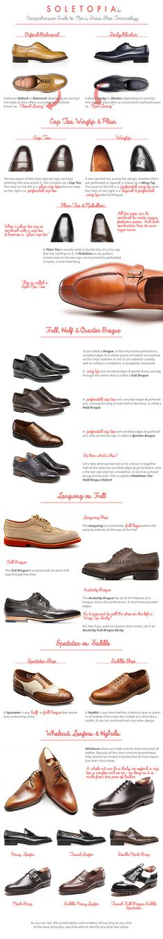 .Shoe Guide #Style #Fashion #Menswear Re-pinned by www.avacationrent... alles für Ihren Erfolg - www.ratsucher.de