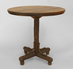 Rustic Old Hickory table end table hickory Antiques Online, Antiques For Sale, Oak End Tables, Old Hickory, Antique Furniture, Spirit, Rustic, Home Decor, Country Primitive