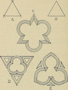 "Image from page 141 of ""Architectural drawing : a textbook that combines the parctical instructions and examples that the student needs, with the suggestive programs, supplementary problems, etc, required by the teacher, written by an architect of wide ex 