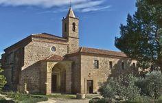 Monasterio del Olivar en #Estercuel (#Teruel) ofrece una estancia resguardada por #bóvedas estrelladas. Con #Wonderbox disfrutarán de dos noches en habitación doble con desayuno continental en el único #monasterio habitado de #Aragón ¡Aprovecha este #WonderPlan!