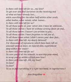 Poem Love letter Thoughts  Poetry