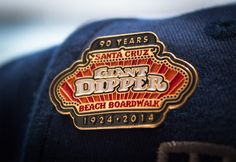 We're celebrating National Roller Coaster Day on August 16, 2014 by giving away free Giant Dipper pins to the first 300 Giant Dipper riders starting at 10am. View the press release below for full details! -ds  http://news.beachboardwalk.com/releases/santa-cruz-beach-boardwalk-celebrate-national-roller-coaster-day  #FirstCoaster #BeachBoardwalk #GiantDipper