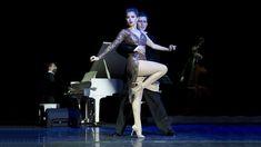 """Tango """"Gallo Ciego"""". Fernando Gracia and Sol Cerquides. Танго. Фернандо Грация и Сол Серкидес."""