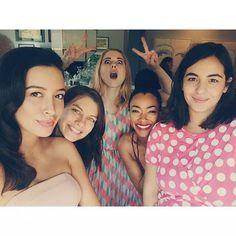 Rosita, Maggie, Sasha, Tara & Jessie