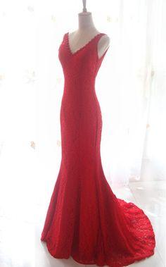 Prom Dress,Prom Dresses,Long Evening Dress,Mermaid Evening Dresses,V Neck Long Prom Dress,Sexy Prom Dresses,Formal Dress