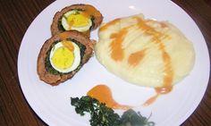 Recept Mäsová roláda Sushi, Eggs, Baking, Breakfast, Ethnic Recipes, Dinner Ideas, Author, Morning Coffee, Bakken