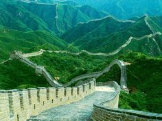 Great Wall of China -- Went on vacation with my mom 2008