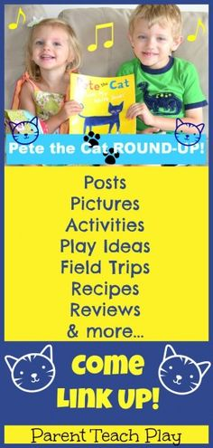 Pete the Cat round-up and for sharing go-along activities! Come link up! Pete the Cat round-up and for sharing go-along activities! Come link up! Literacy And Numeracy, Literacy Activities, Activities For Kids, Toyota Prius, Teaching Kids, Kids Learning, Pete The Cat, Cat Activity, Tot School