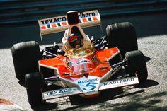 1974 McLaren M23 - Ford (Emerson Fittipaldi)