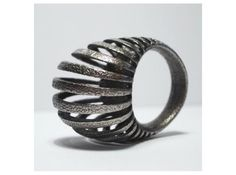 Armadillo ring by euphy on shapeways
