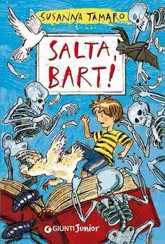 Salta Bart! Il nuovo libro di Susanna Tamaro #saltabart  http://www.damammaamamma.net/2015/01/salta-bart-il-libro-di-susanna-tamaro.html