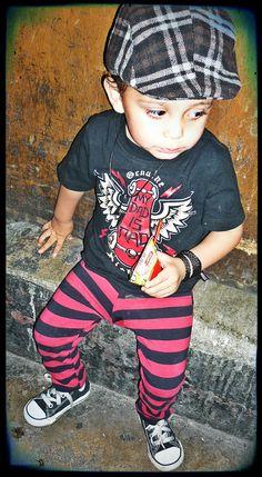 Nico ... my punk little boy ♥