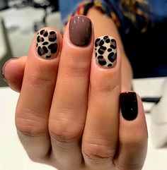 60 Beautiful Fall Dip Nails Design Ideas For Your Inspiration