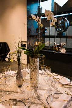 Corporate Holiday Party | New Creations Wedding Design and Coordination | Blog — Seattle Wedding Planner