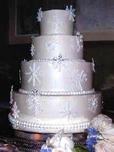 Winter-Wedding-Cake - Wedding Ceremony - royalwedding