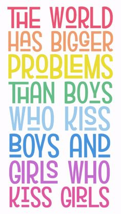 Shop The World Has Problems LGBTQ Quote Postcard created by JunkyDotCom. Funny Gay Memes, Funny Quotes, Bi Flag, Together Quotes, Outing Quotes, Bisexual Pride, Who You Love, Lgbt Love, Word Up