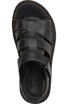 Brown Sandals, Leather Sandals, Men's Sandals, Puma Suede, Mode Masculine, Running Shoes For Men, Leather Men, Feelings Wheel, Designer Shoes
