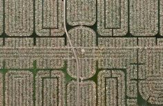 aerial patterns of human housing developments on google maps (9)