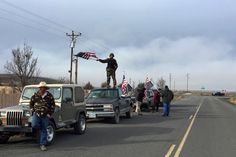 Oregon Standoff Ends as Last Militant Surrenders