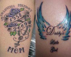 rip+tattoo+designs | Memorial Tattoo Designs – Ideas  Inspiration