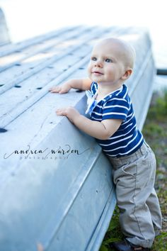 baby boy photos // first year portraits // Andrea Warden Photography