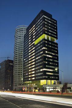 Torre Barcelona - BGP Arquitectos