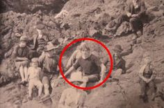 cape scott story--possible time traveler or just a super imposed jokester? you be da judge