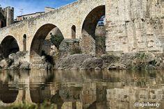 Pont de #Besalú