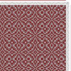 проект изображения: потоки проекта от Дробного профиля, Tieup: проект #14144, 6с, 6т