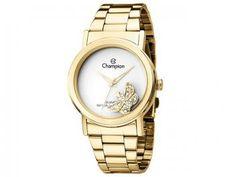 Relógio Champion CH 25829 H - Feminino Social Analógico