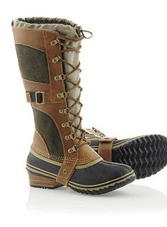 CONQUEST CARLY™ .......next on my winter boots list....