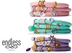 Are you ready for spring designs from Endless Jewelry?